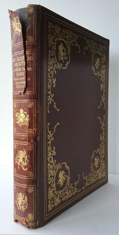 The Sleeping Beauty and Other Fairy Tales from the Old French  Dulac Signed