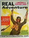 Real Adventure Jan 1958 Lindbergh, J.D. Story