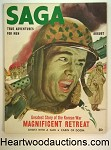 Saga Aug 1951 Walter Popp, Boxing, Korean War Story