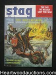 Stag Oct 1959 James Bama, Copeland, Rafael Desoto, Kunstler Navy Seals Cvr - Ultra High Grade- NAPA