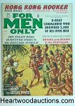 For Men Only Oct 1964 Carter Brown, Rossi, Cohen, Robert McMamara, Kunstler, Norem