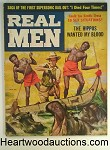 Real Men Jul 1956 Victor Olsen Cover