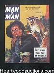 Man to Man Sep 1953 Vampires article - Ultra High Grade- NAPA