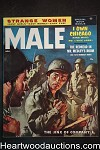 Male Nov 1956 Waler Popp, Ed Valigursky, Robert Maguire I Own Chicago: The Story of King Mike--Emperor of Vice  - Ultra High Grade- NAPA