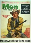 Men May 1957 Mel Crair Cvr, Raphael De Soto; Copeland, Rossi, San Francisco quake,