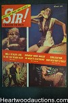 Sir! Mar 1953 Boxing, NJ Deer Hunting, Stalin, Marie Antoinette, Jean Williams - Ultra High Grade- NAPA