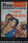 True Adventures Apr 1964 George Gross Cvr, Elke Sommer , Mussolini - High Grade- NAPA