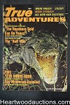True Adventures Oct 1964 Jayne Mansfield, Catherine Spaak, Article on Transvestites - High Grade- NAPA
