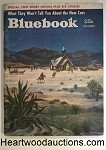 Blue Book Dec 1954 James Lewicki Cvr; Evan Hunter; Basketball