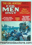 For Men Only Mar 1965 WWII; Gen. Maxwell Taylor; John Connally