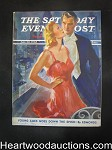 Saturday Evening Post Jul 30, 1938 John La Gatta Cvr, Harvey Dunn, Otto Fischer, Amos Sewell