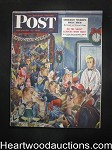 Saturday Evening Post Dec 31, 1949, Luke Short, John Clymer