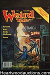 Weird Tales Spring 1993 Nicholas Jainschigg Cover, Tanith Lee - Ultra High Grade