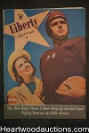 Liberty Sep 6, 1941 Sinclair Lewis, Gene Autry,  Frederick Nebel, Oscar Schisgall,