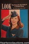 Look Dec 2, 1941 Barbara Britton, Ann Sheridan, Linda Darnell, Football, WWII