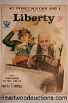 Liberty Oct 7, 1933 Chas. A. MacLellan Cover; Mary McCormic; Frederick L. Collins