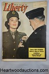 Liberty May 20, 1944 WWII; Hitler; The Boy Scouts; Paul Parry Cvr
