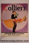Collier's May 20, 1939 Sax Rohmer