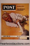 Saturday Evening Post Mar 9, 1963 Peter O'Toole as Lawrence of Arabia Photo Cvr