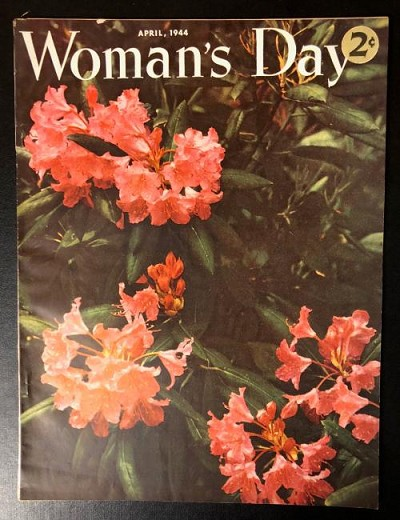Woman's Day Apr 1944 John Kabel Cover