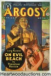 Argosy Apr 23, 1938 Edgar Rice Burroughs - The Red Star of Tarzan - Conclusion
