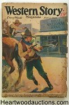 Western Story Nov 2, 1929 Max Brand - The Duster