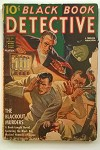 Black Book Detective Mar 1942 The Black Bat, Norman A. Daniels