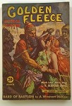 Golden Fleece Mar 1939 Seabury Quinn; H. Bedford-Jones; Delay Cvr