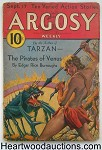 Argosy Sep 1932 Burroughs - Pirates of Venus 1/6