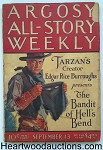 Argosy Sep 13, 1924 Burroughs - The Bandit of Hell's Bend (1/6)