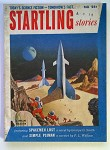 Startling Stories Fall 1954 Schomburg Cvr; George O. Smith
