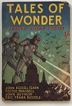 Tales of Wonder (UK) Winter 1937 1st Issue UK