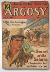 Argosy Jan 16, 1937 Edgar Rice Burroughs - Seven Worlds to Conquer 2/6