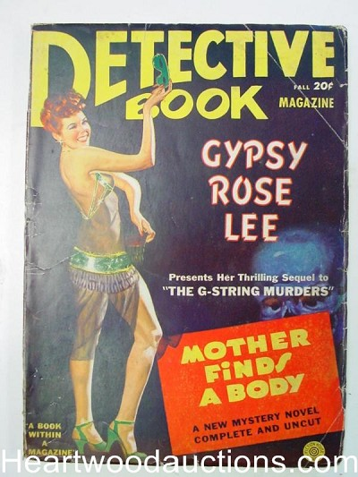 """Detective Book"" Fall 1943"