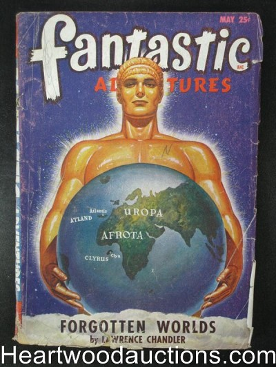 """Fantastic Adventures"" May 1948 0"