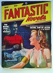 Fantastic Novels May  1948 A. Merritt - The Moon Pool - High Grade