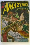 Amazing Stories Mar 1952  Emsh; Finlay; Valigursky