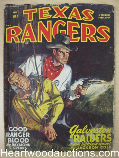 """Texas Rangers"" May 1948"