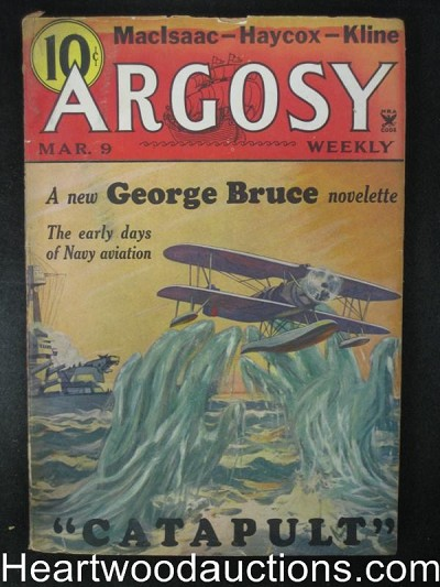 """Argosy"" March 9 1935 O.A.Kline, Sinapore Sammy"