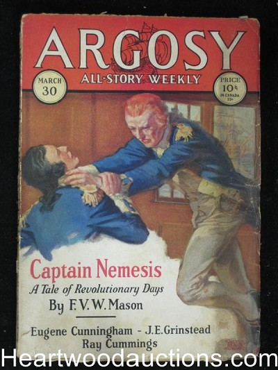 """Argosy"" March 30 1929"