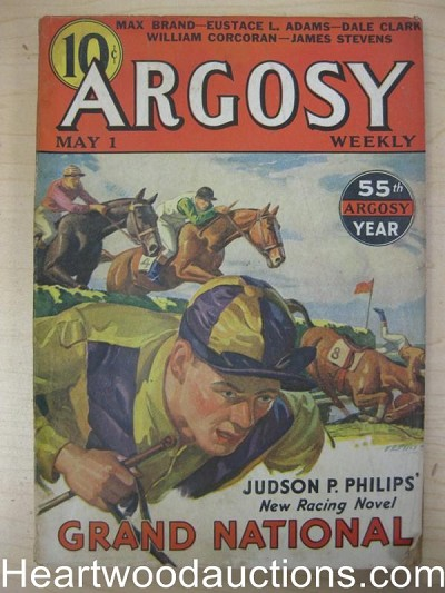 """Argosy"" May 1 1937 Judson P. Philips"