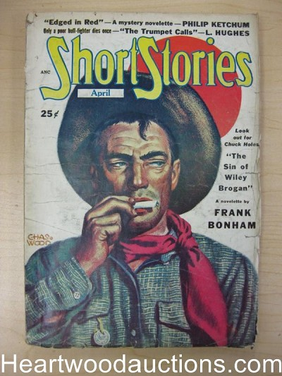 """Short Stories"" April 1949"