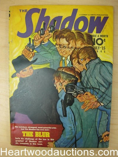 """The Shadow"" July 15th 1941"