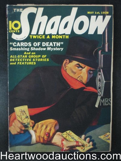 """The Shadow"" May 1st 1938"