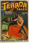 Terror Tales Jan 1936 Howitt cover, Hugh B. Cave, Norvell W. Page, Paul Ernst - High Grade