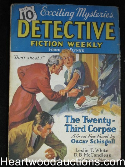 Detective Fiction Weekly Jan 20 1937