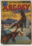 Argosy Apr 9 1938 Burroughs - Red Star of Tarzan 4/6