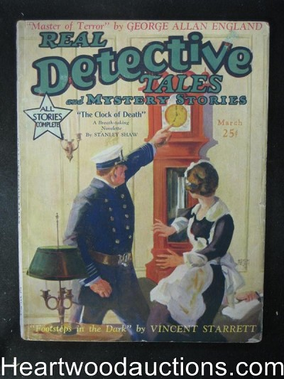 Real Detective Tales Mar 1929 George Allan England