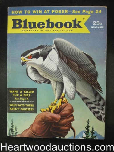 Bluebook Nov 1953  John D. MacDonald First