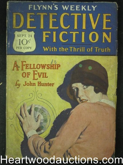Flynn's Sep 24, 1927   Fellowship of evil